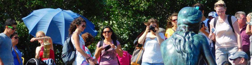 Von Meerjungfrauen und Märchenschlössern: Sehenswürdigkeiten in Kopenhagen