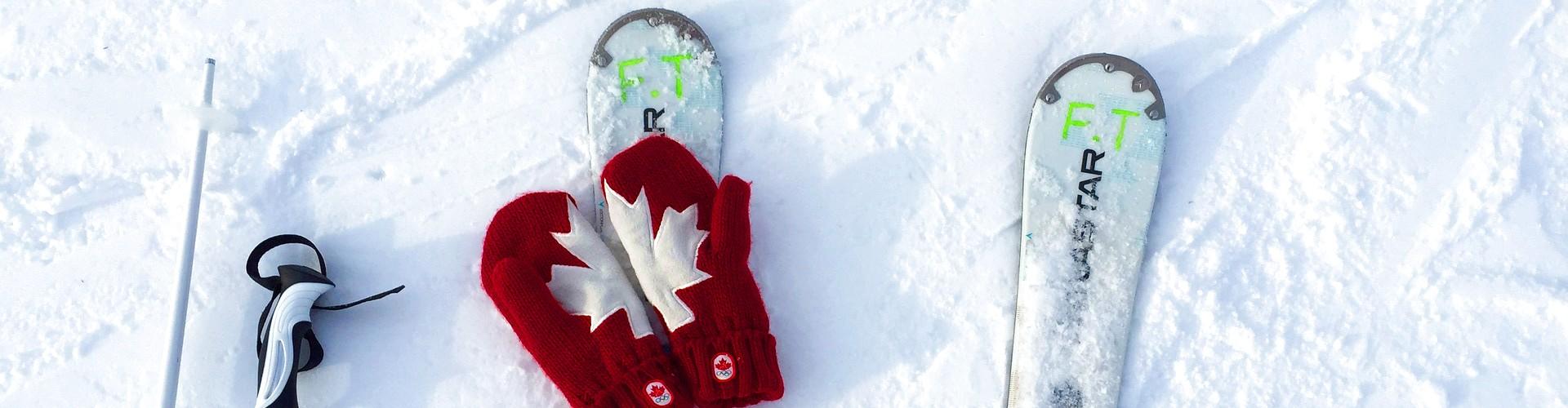 Skiurlaub in Kanada von Calgary bis Banff
