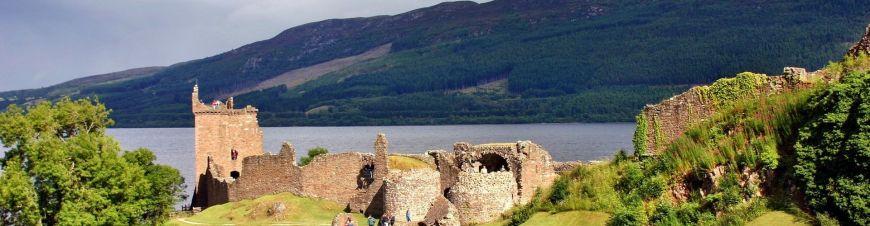 Schottland Rundreise – Whisky, Nessie und die Highlands