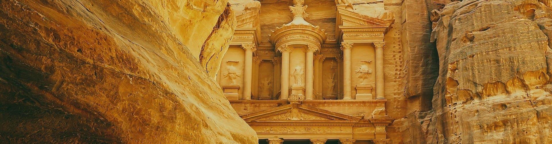 Wanderreise nach Jordanien