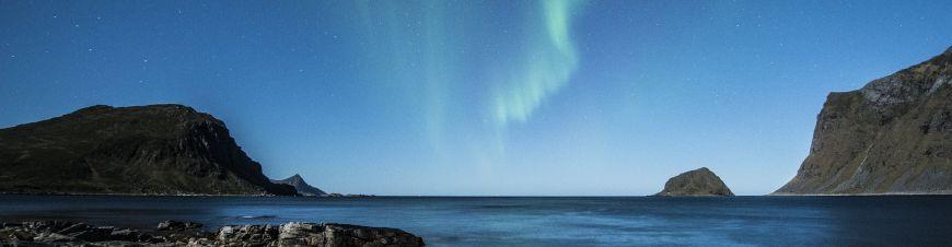 Wandern, Staunen und Genießen: ein Lofoten Urlaub