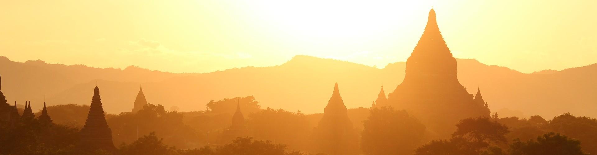 Zauberhaftes Myanmar und ein Abstecher nach Thailand